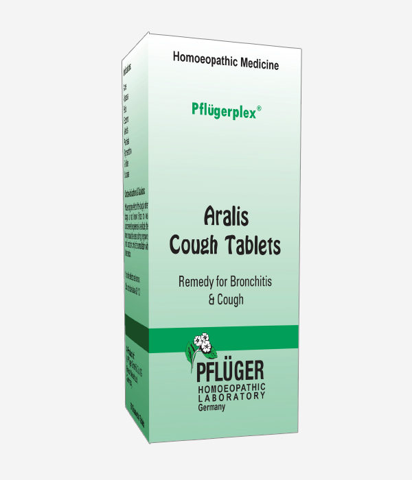 Aralis Cough Tablets